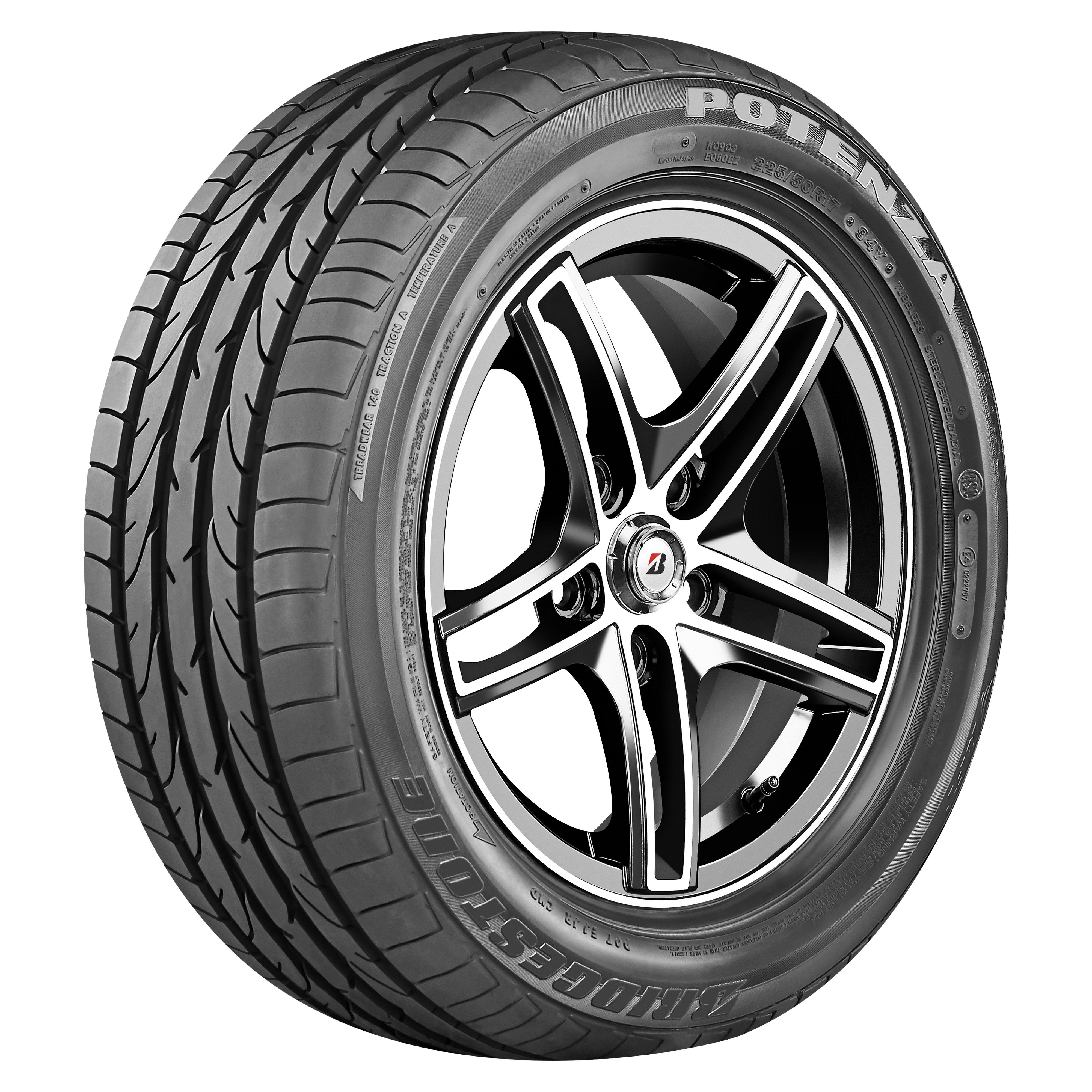 Potenza RE050 Tyre