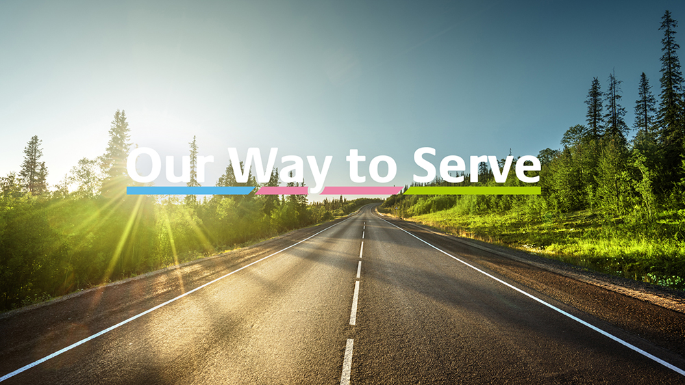 CSR - Our Way To Serve