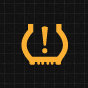 TPMS low tire pressure indicator